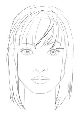 How To Draw Hair Female Sharenoesis